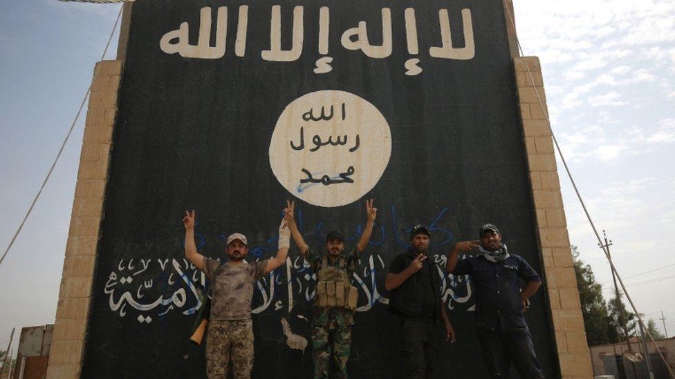 القوات العراقية في القائم