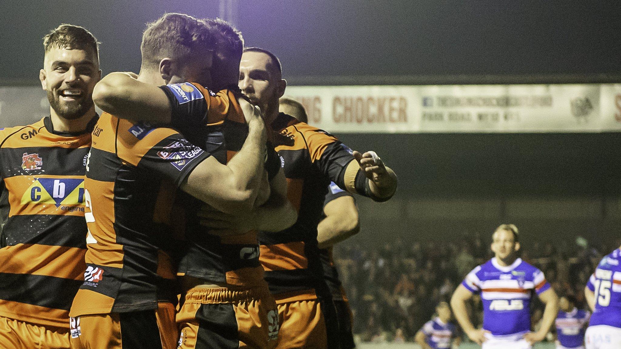 Super League: Castleford Tigers 28-16 Wakefield Trinity