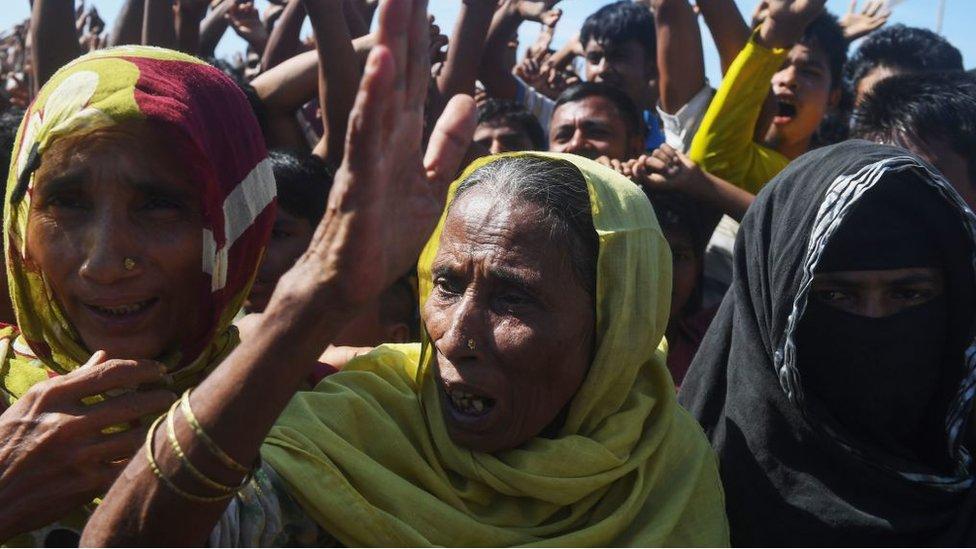 সংসদ নির্বাচন: টেকনাফ উখিয়ায় রোহিঙ্গা ইস্যুতে চলছে নির্বাচনী লড়াই