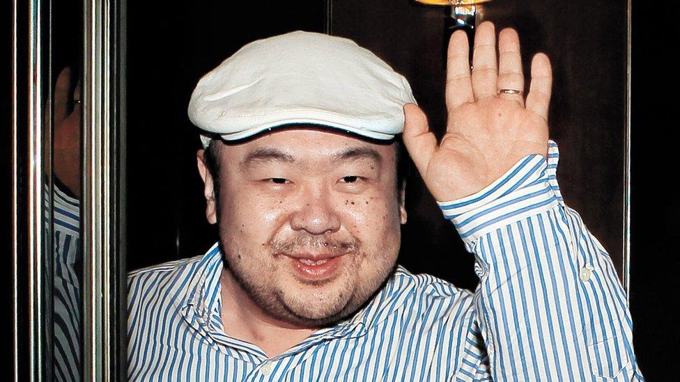 Kim Jong nam, medio hermano de Kim Jong un, fue asesinado en febrero en Malasia.