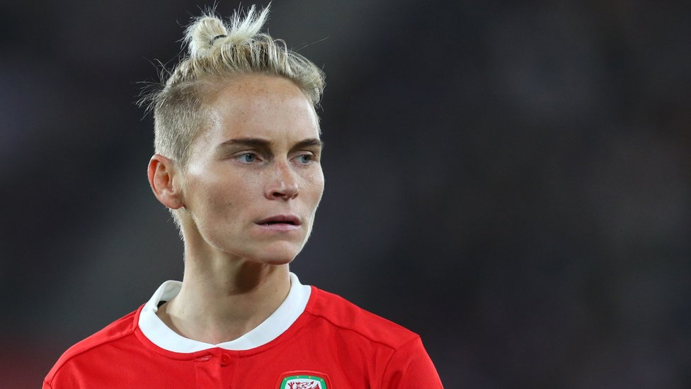 Jess Fishlock: Wales' most capped player says 'school was hell on earth'