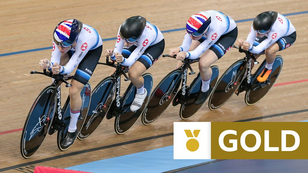 Watch: Kenny, Archibald, Evans and Dickinson win World Cup gold