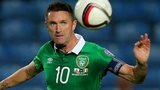 Robbie Keane is confident of victory in the play-offs