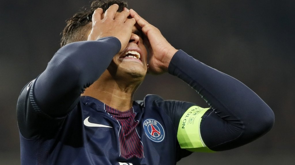 PSG held by Ludogorets to miss out on top spot