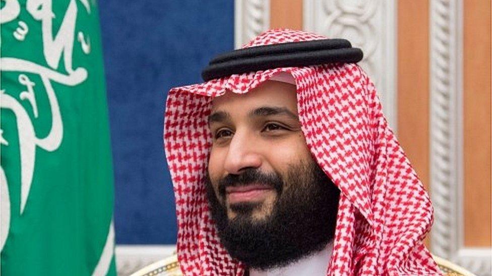 Jamal Khashoggi: Saudi crown prince 'denies knowledge' of missing critic