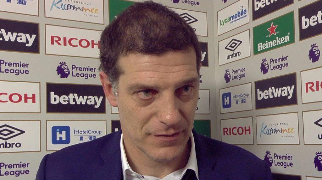 West Ham 1-5 Arsenal: Slaven Bilic admits he feels under pressure