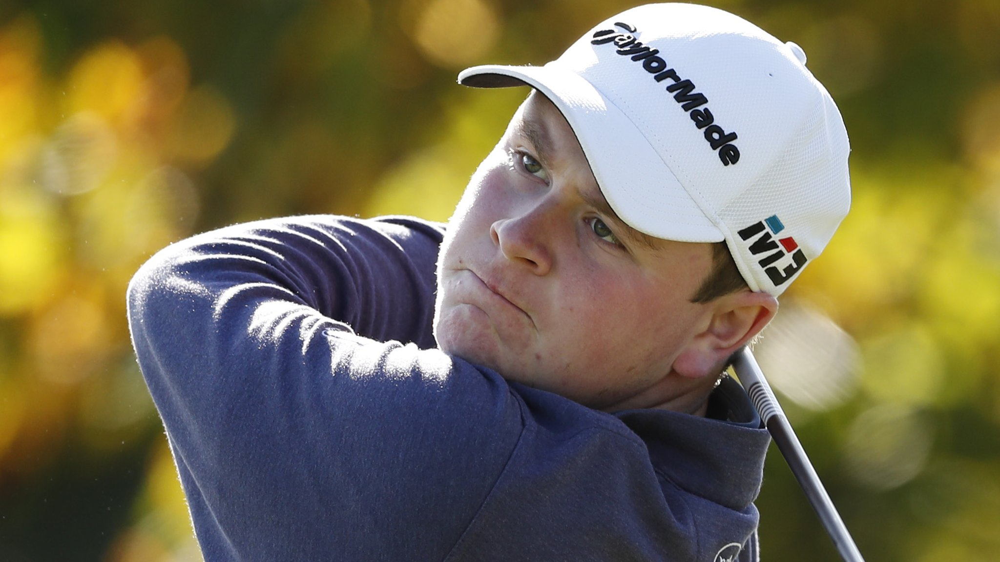 'My golf swing comes from shinty'