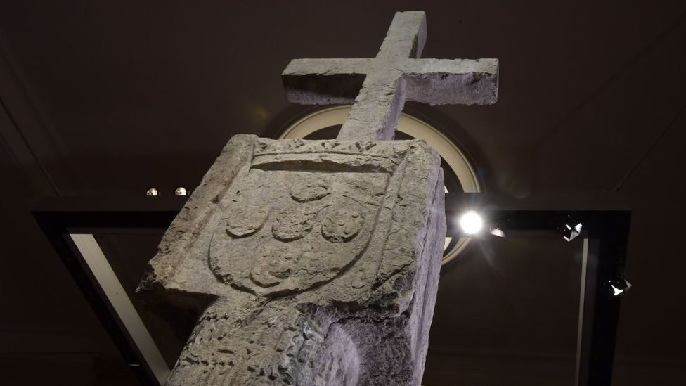 Namibie : l'Allemagne restitue une croix dérobée au 19e siècle