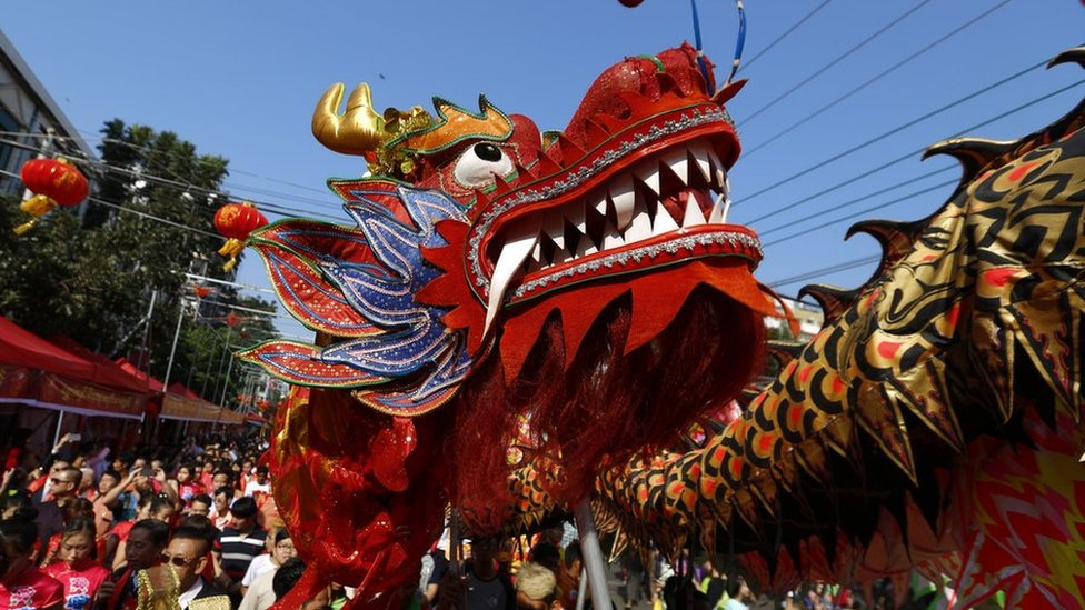In Pictures: Millions celebrate Lunar New Year