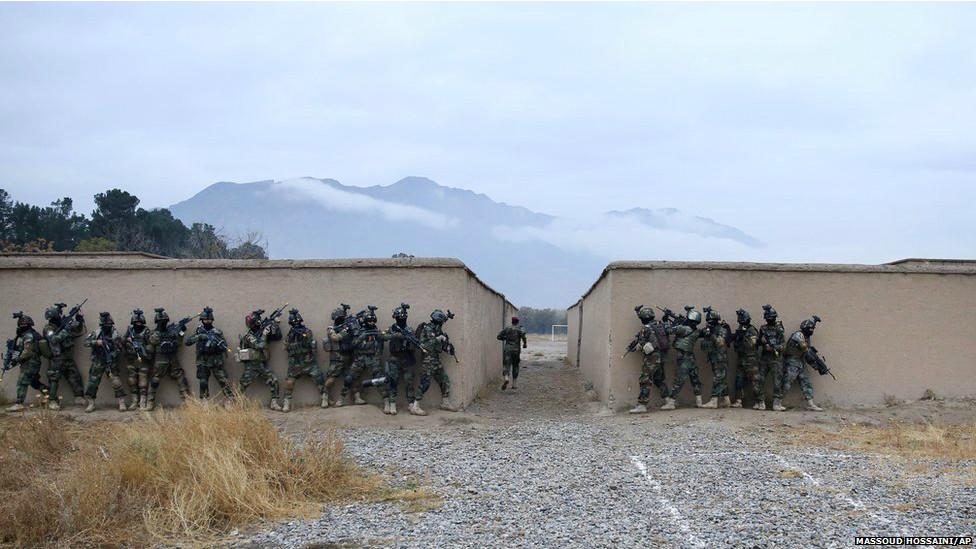 شمار نیروهای ویژه ارتش افغانستان دو برابر میشود