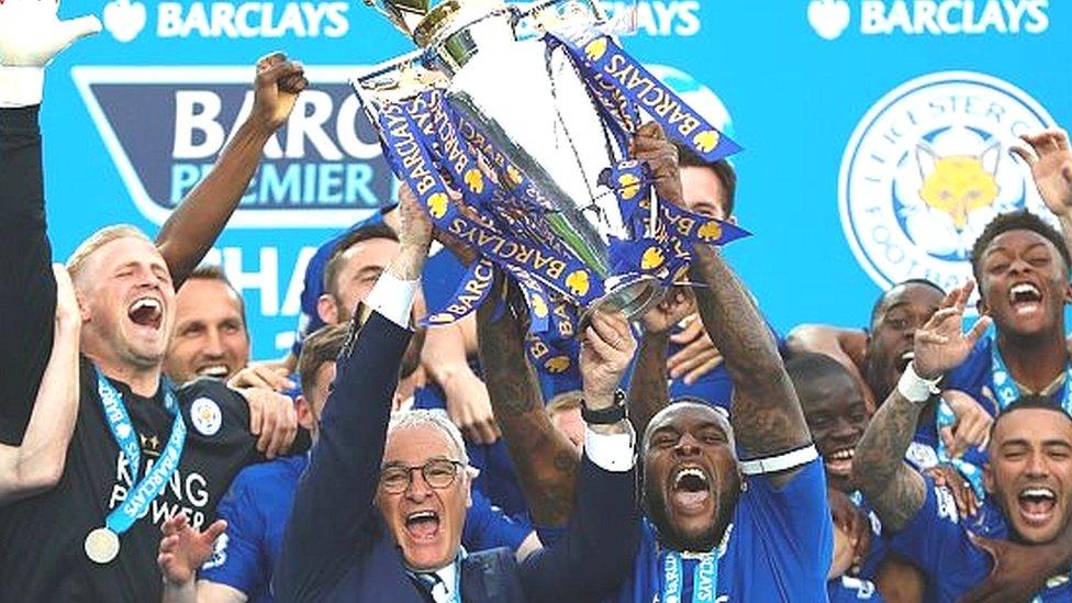 Ranieri limogé malgré son sacre de 2016