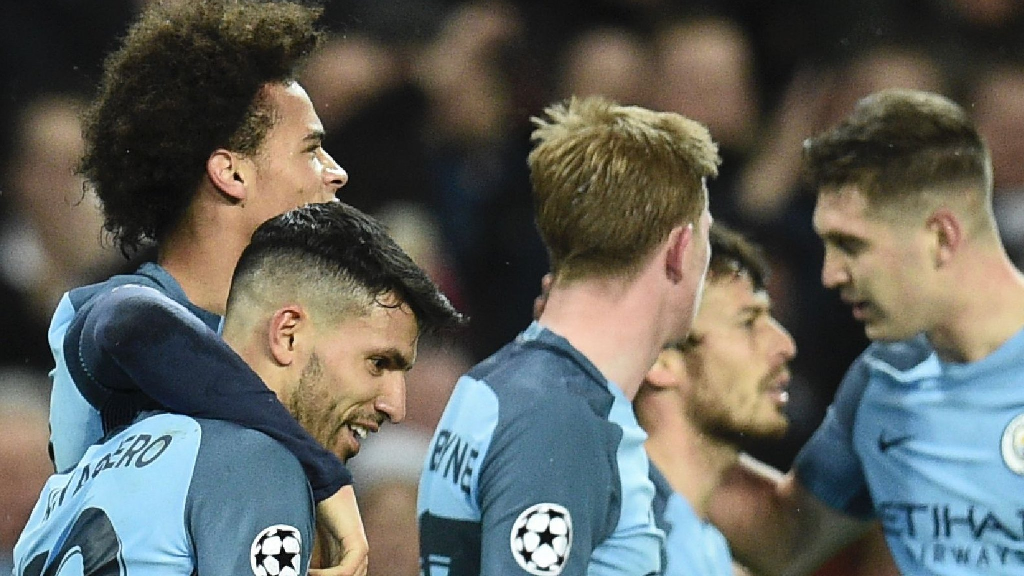 Champions League: Man City must score at Monaco or go out, says Pep Guardiola