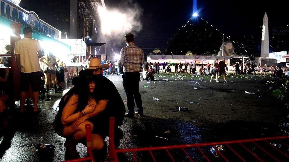 Ataque en Las Vegas