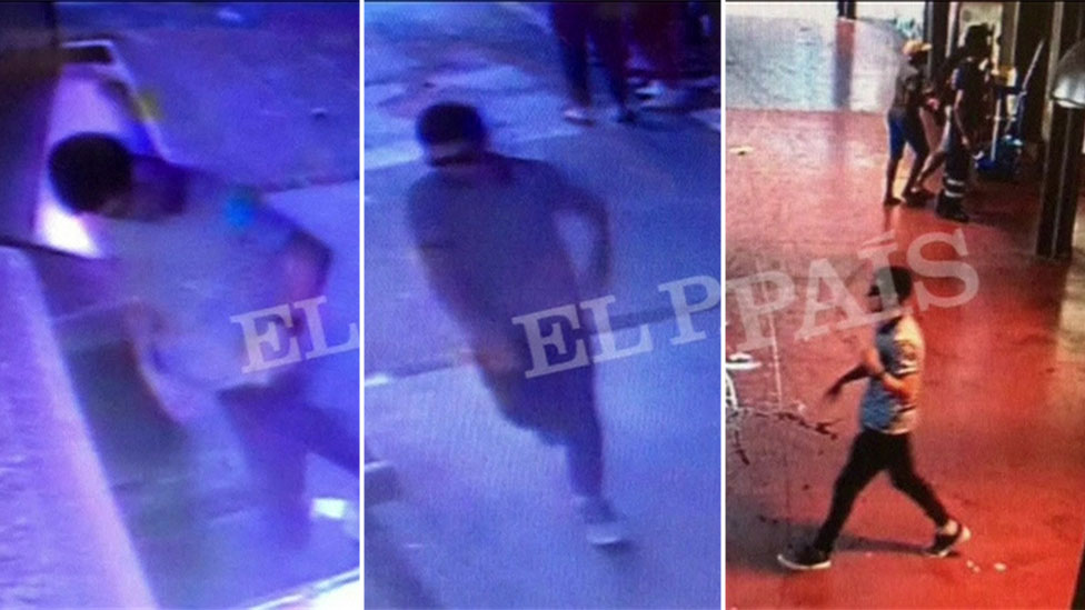 Barcelona attack suspect named by police as Younes Abouyaaqoub