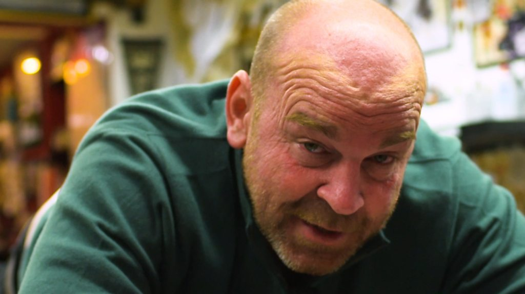 Thomas Bjorn gets Ryder Cup tattoo on his bottom - keeping a promise to his winning Europe team
