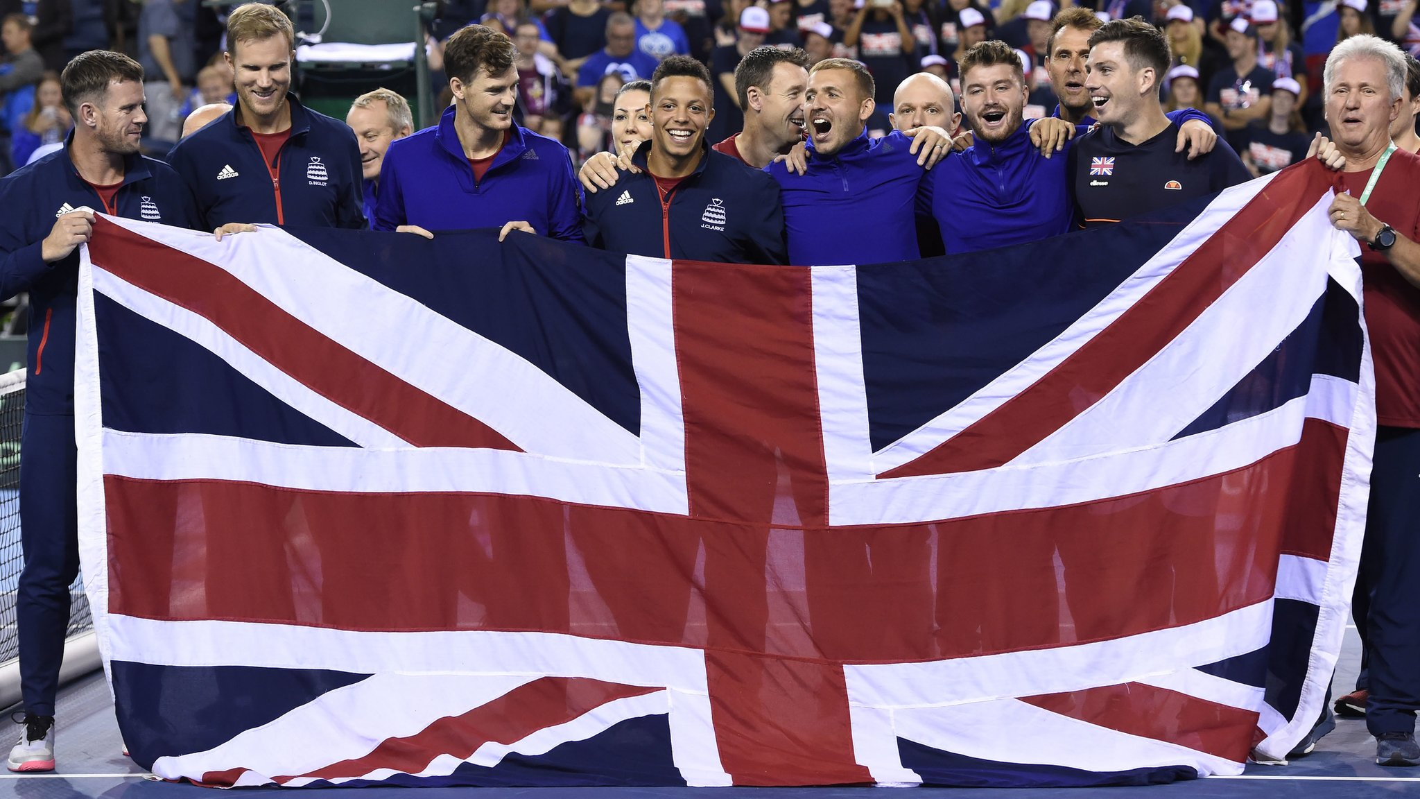 Davis Cup: Great Britain 'strong candidate' for wildcard - captain Leon Smith