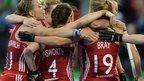 England beat Spain to reach final