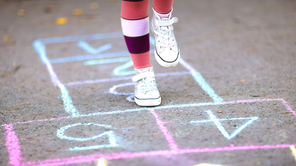 Hopscotch chalk ban overturned after outcry from parents