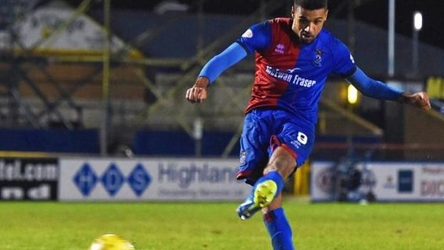 Watch: Inverness knock Ross County out of Scottish Cup after shootout