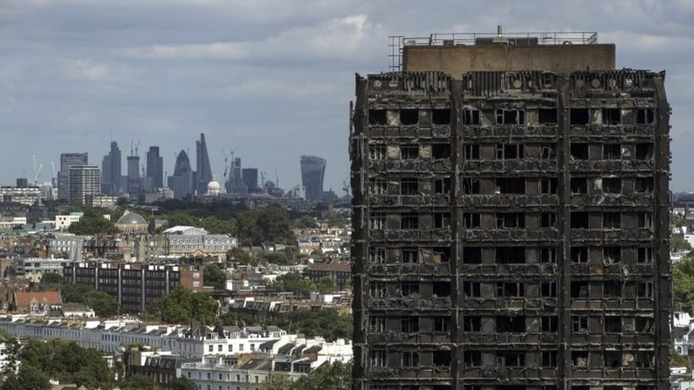 Grenfell Tower fire: Inquiry 'could bring measure of closure'