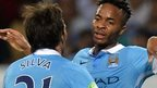 How Sterling helps Silva to shine