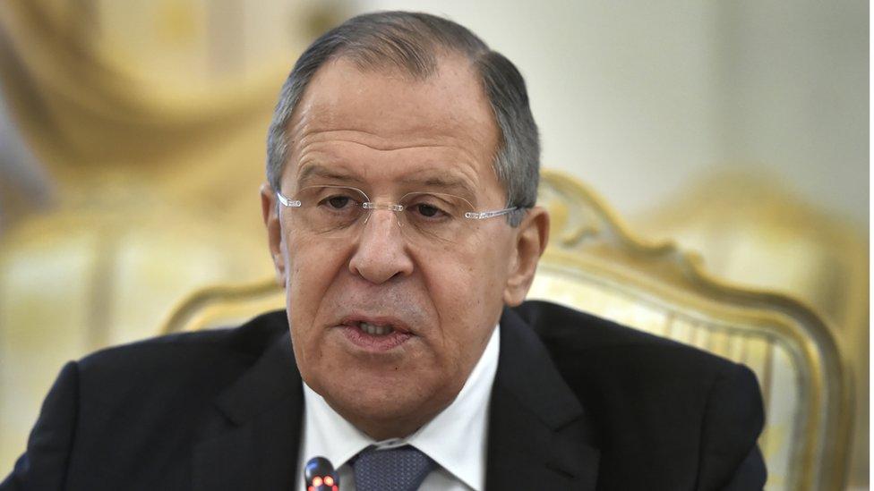 Ngoại trưởng Nga hủy thăm Việt Nam phút chót