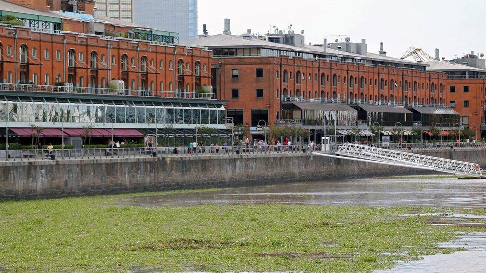 En el siglo 19, Reino Unido fue un importante inversor en Argentina.