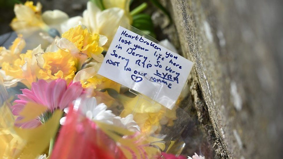 Book of condolence opened in Londonderry