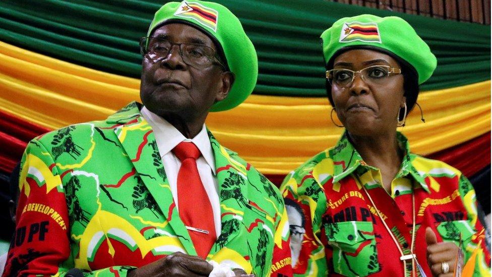 Mugabe chấp nhận từ chức tổng thống