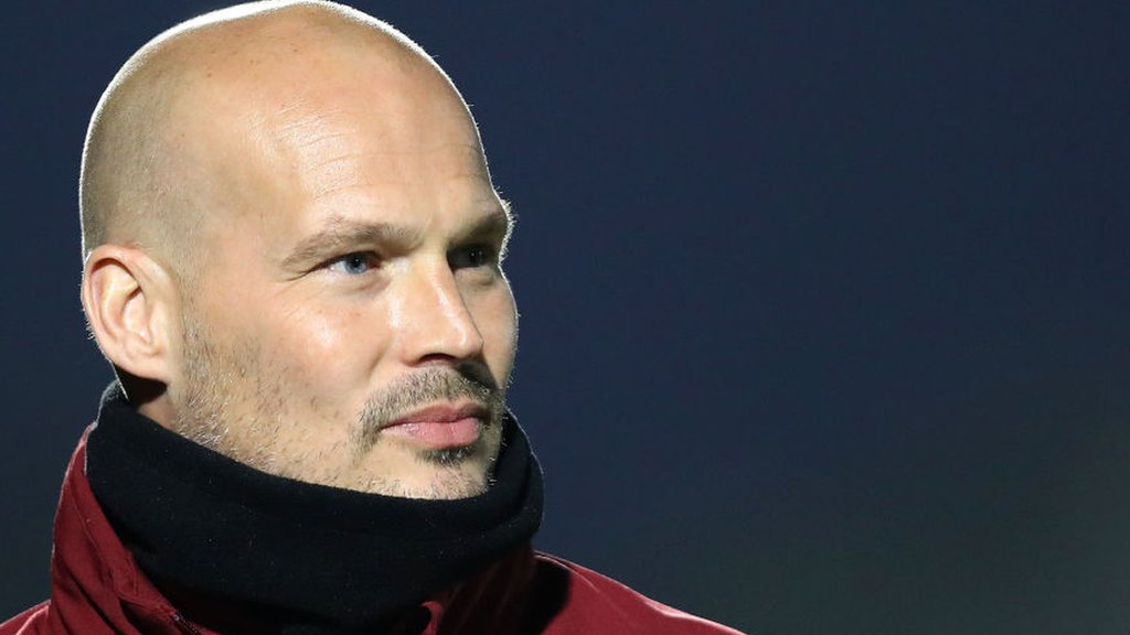 Freddie Ljungberg is appointed as Arsenal assistant coach