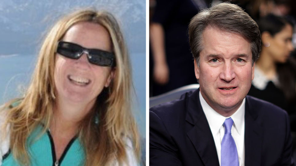 Brett Kavanaugh: Judge accuser agrees to testify next week