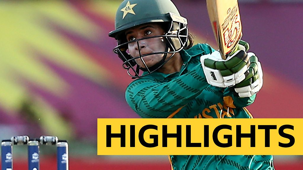 Women's World Twenty20 highlights: Javeria Khan stars as Pakistan punish Ireland