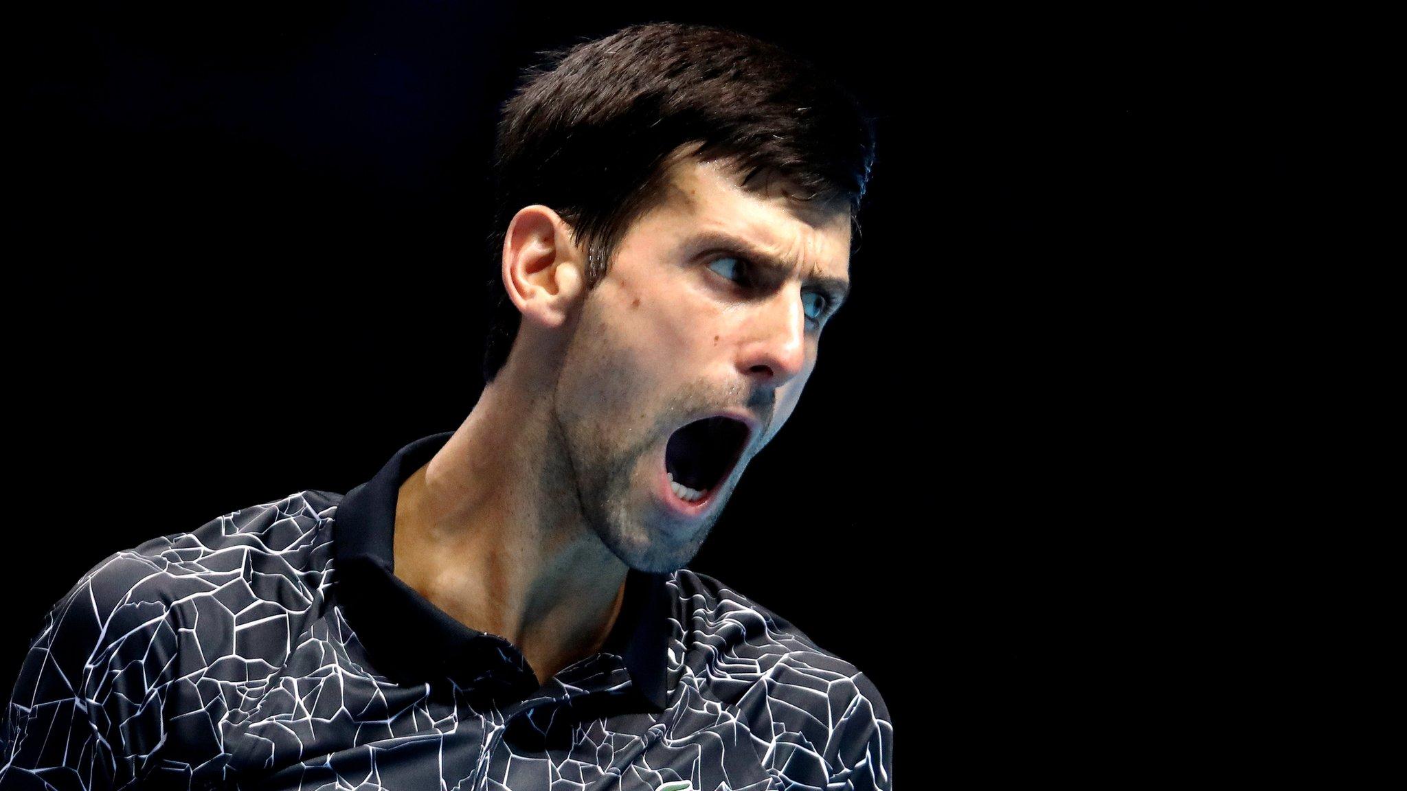 Djokovic through to semi-finals as Cilic beats Isner