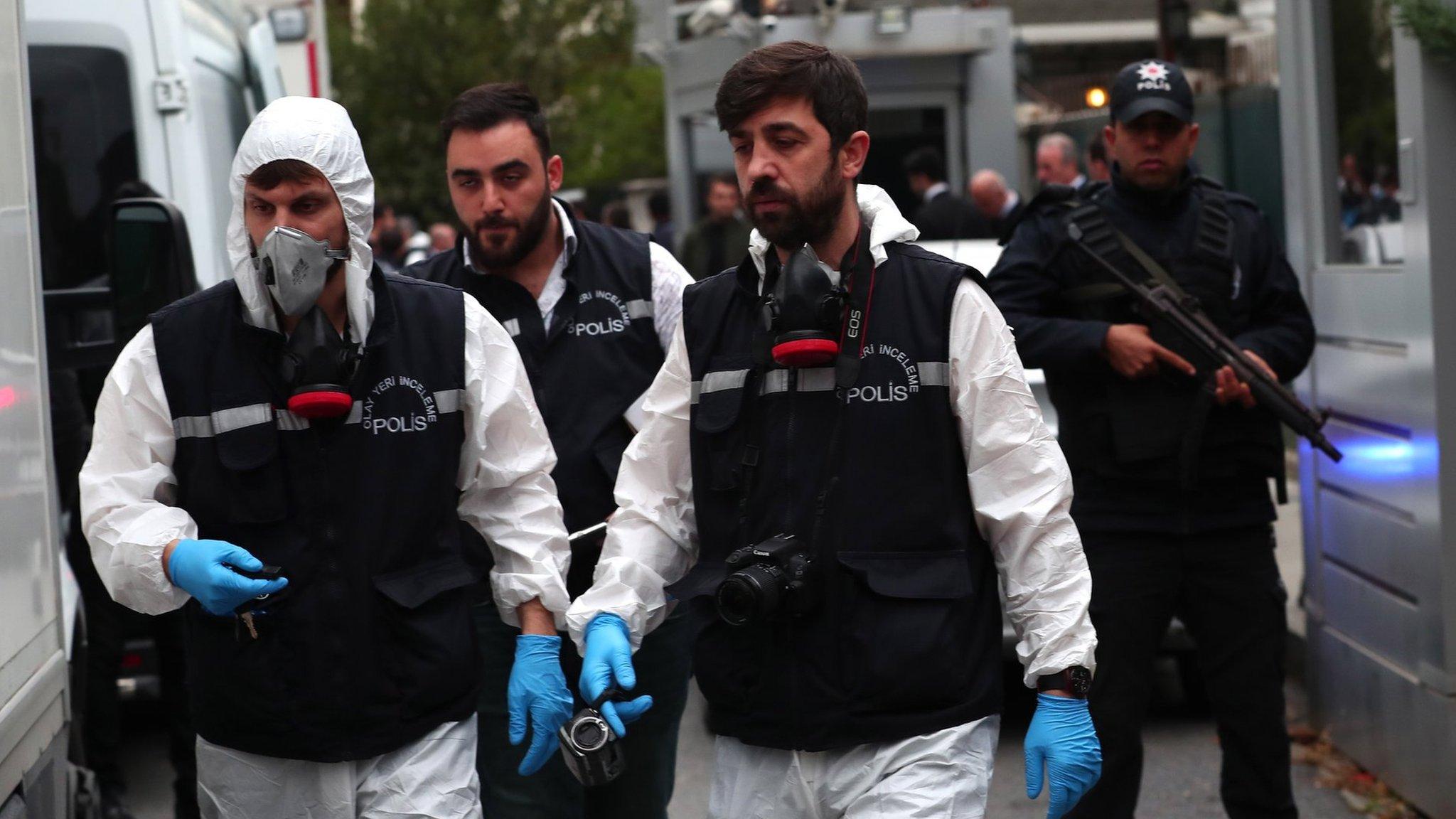 Jamal Khashoggi disappearance: US asks Turkey for recording evidence
