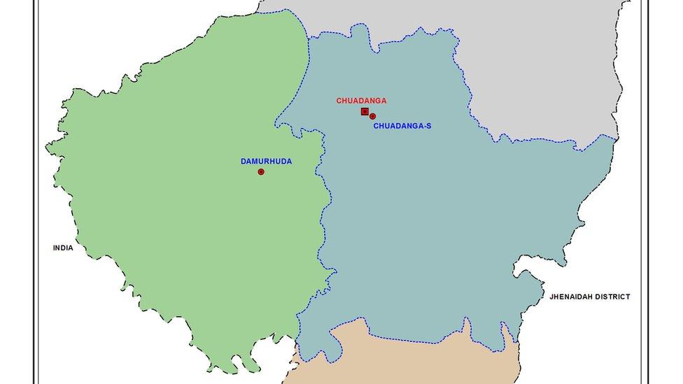 চুয়াডাঙ্গায় সড়ক দুর্ঘটনায় ১২ জন নিহত