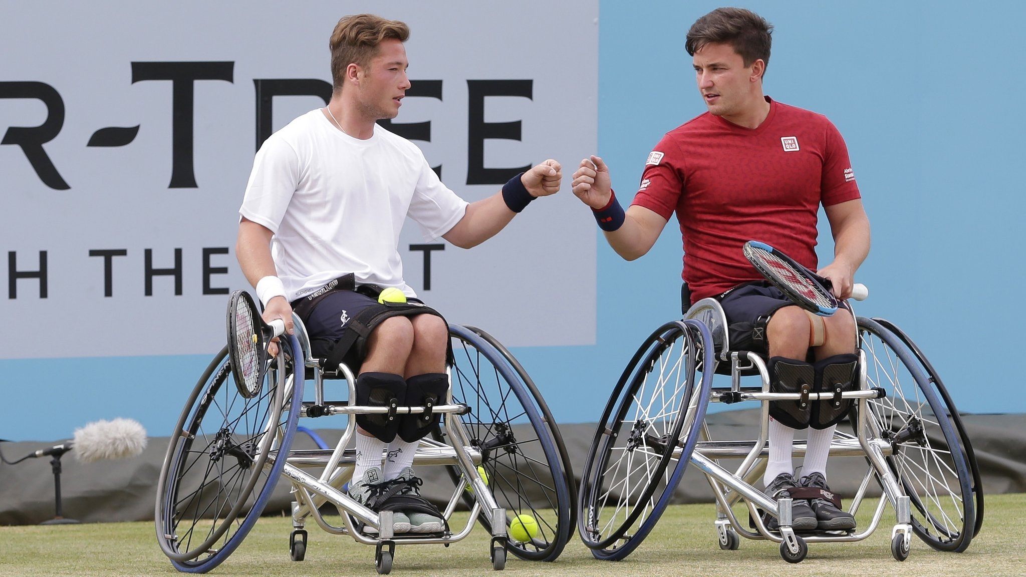 Queen's wheelchair tournament to be ranking event