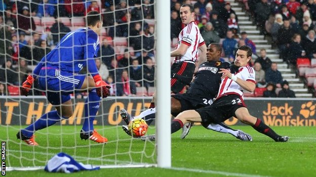 Video: Sunderland vs Watford