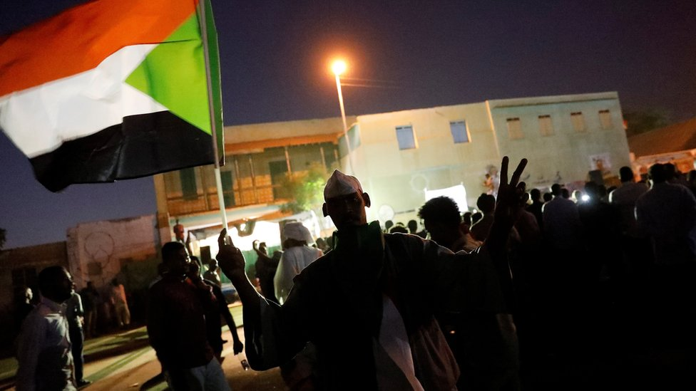 Sudan crisis: Protesters cut ties with military council