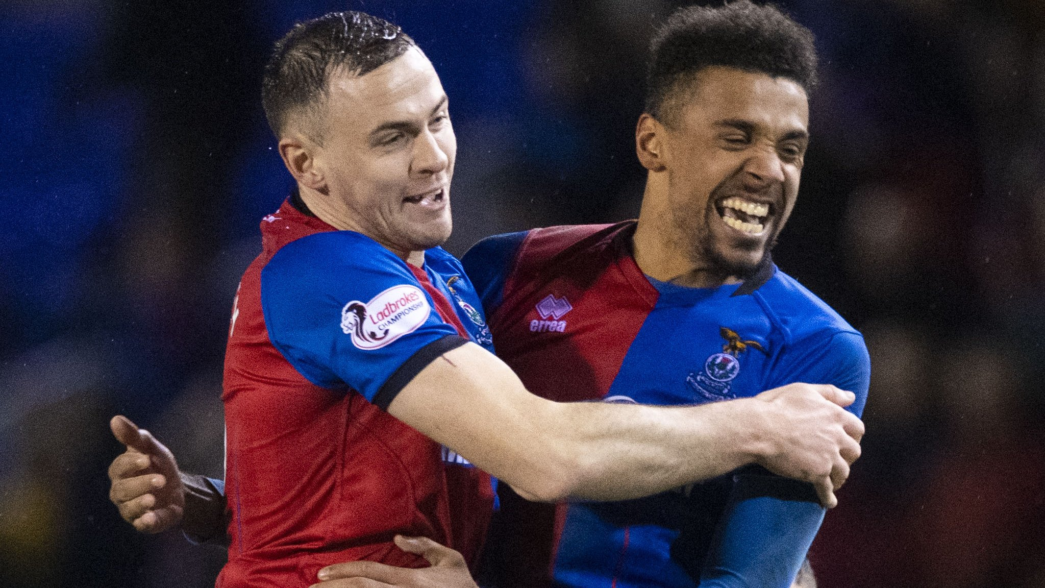 Inverness 2-2 Ross County (5-4 pens): Inverness set up Dundee United tie