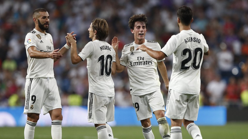 'No problem' if Real Madrid do not want to play in US - La Liga