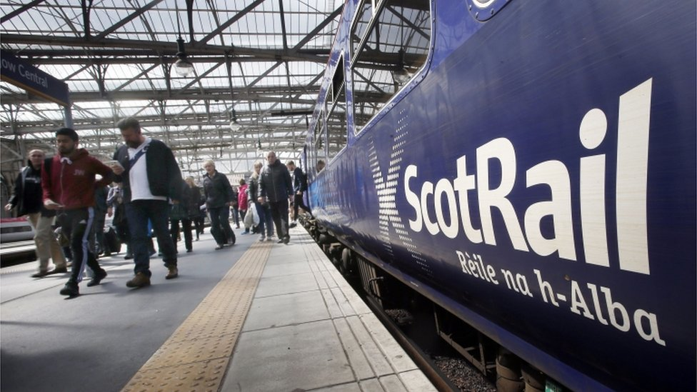 Alex Hynes named as new ScotRail Alliance managing director