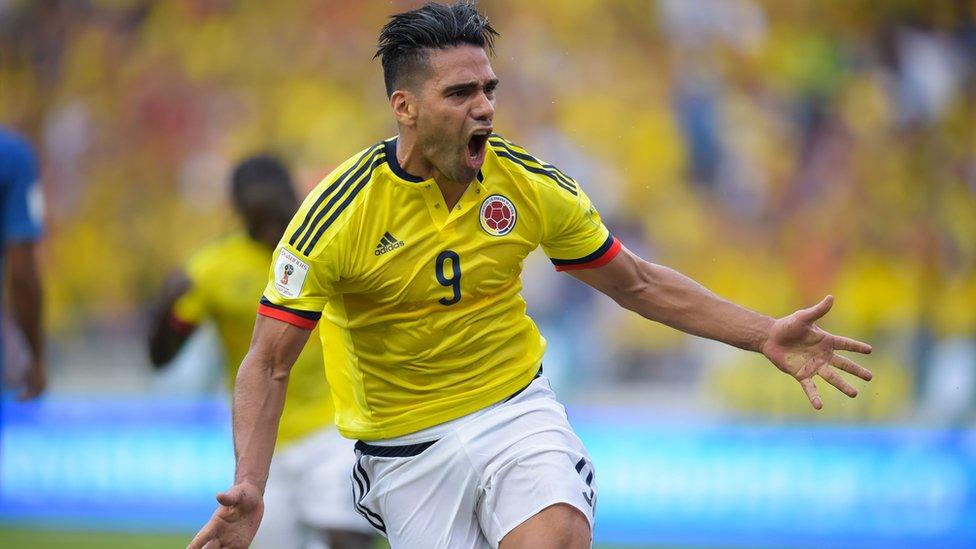 El Tigre consiguió un gol crucial para Colombia.