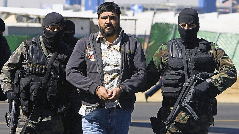 Alfredo Beltrán Leyva, líder de uno de los carteles de narcotráfico más conocidos de México, fue condenado por un juez estadounidense a una pena de prisión perpetua.