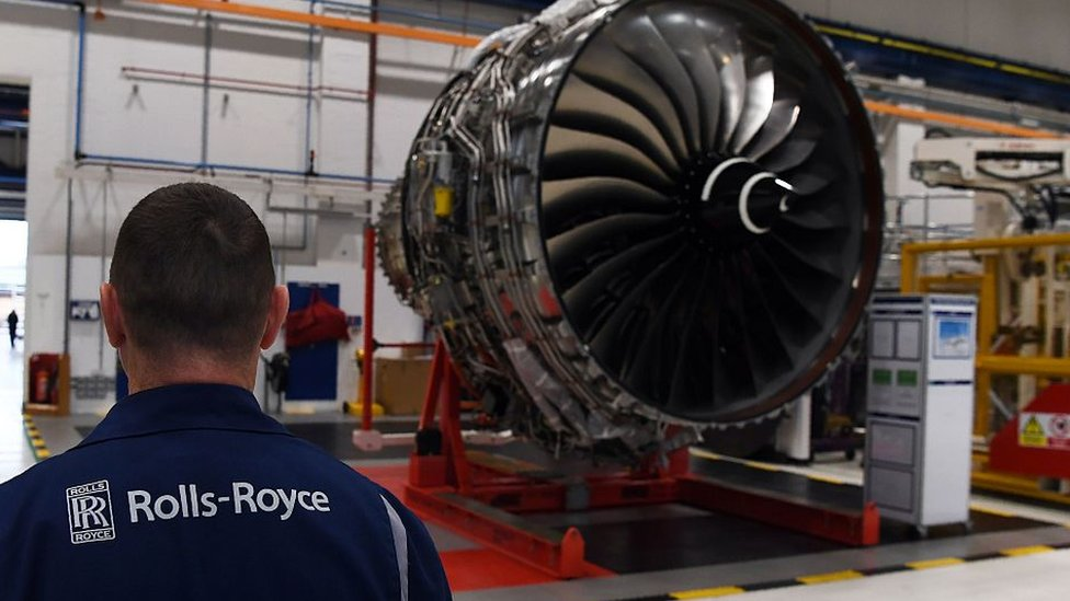 SFO drops investigations into Rolls-Royce and GSK