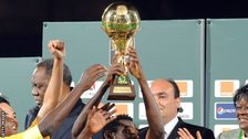 The Africa Under-23 Cup of Nations trophy