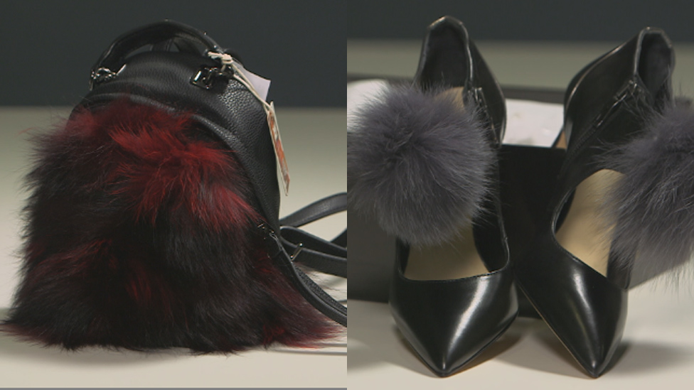 TK Maxx and Amazon among shops selling real fur as faux