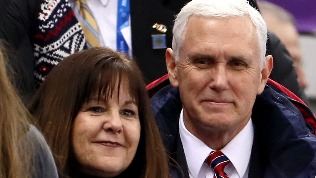 Vice-president's wife Karen Pence to teach at anti-LGBT school