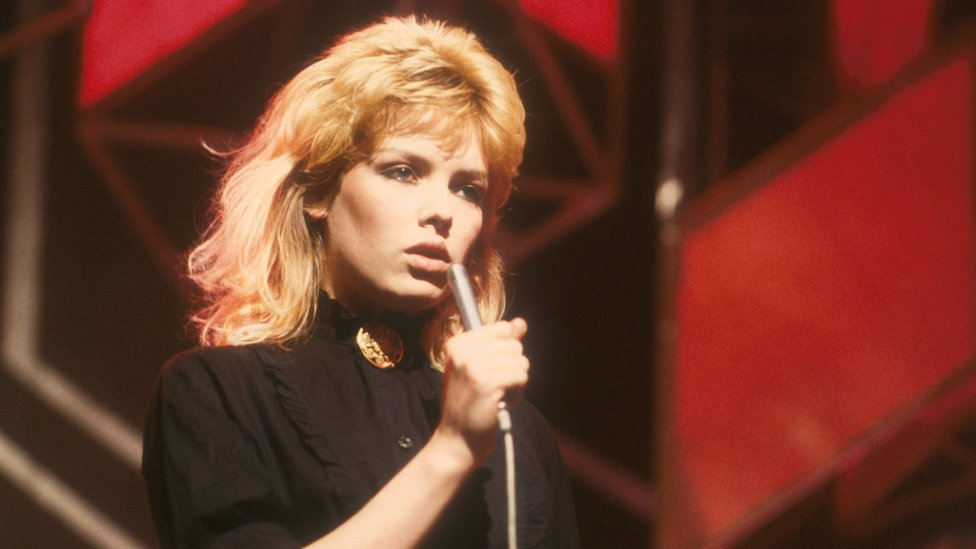 Kim Wilde says aliens inspired her pop comeback