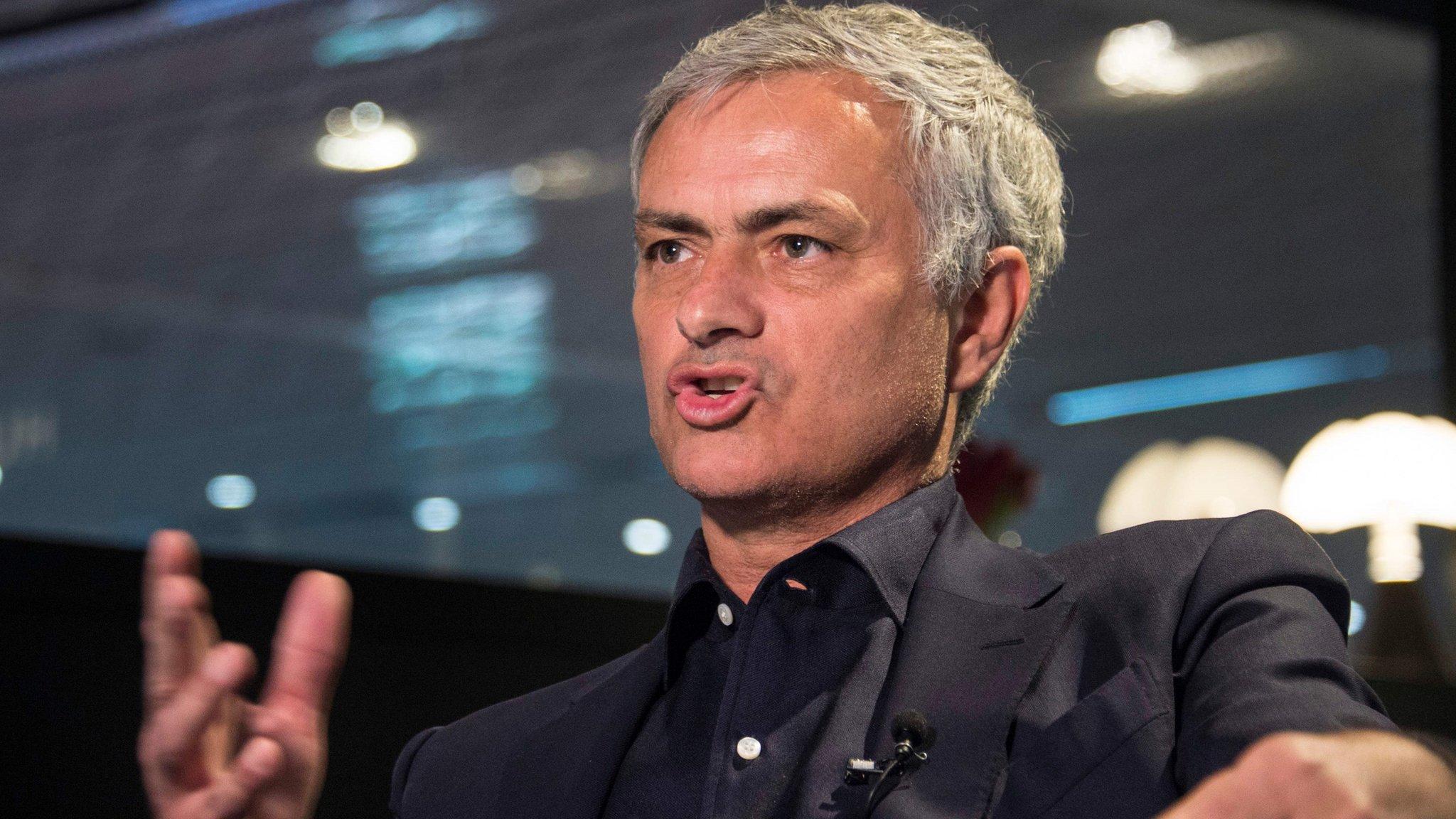 Jose Mourinho: Ex-Man Utd boss eyes summer return to management