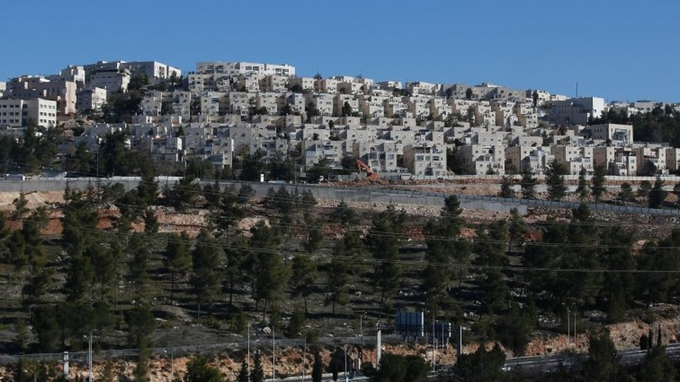 Israel approves settlement homes following Trump inauguration